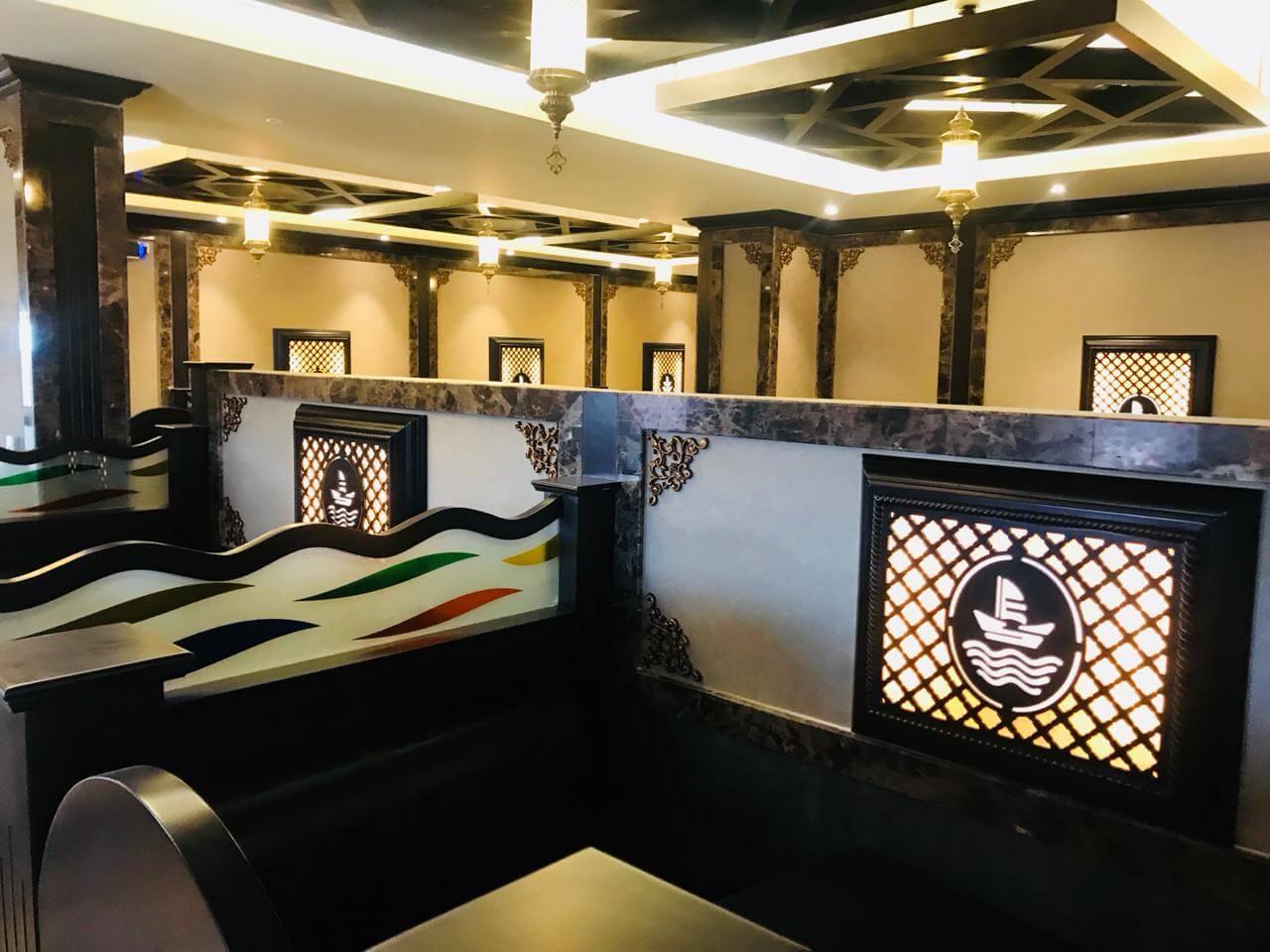 Emirates Sea Restaurant