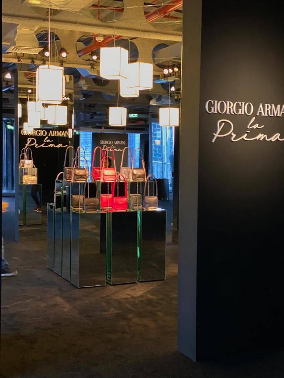 Armani Exclusive Build