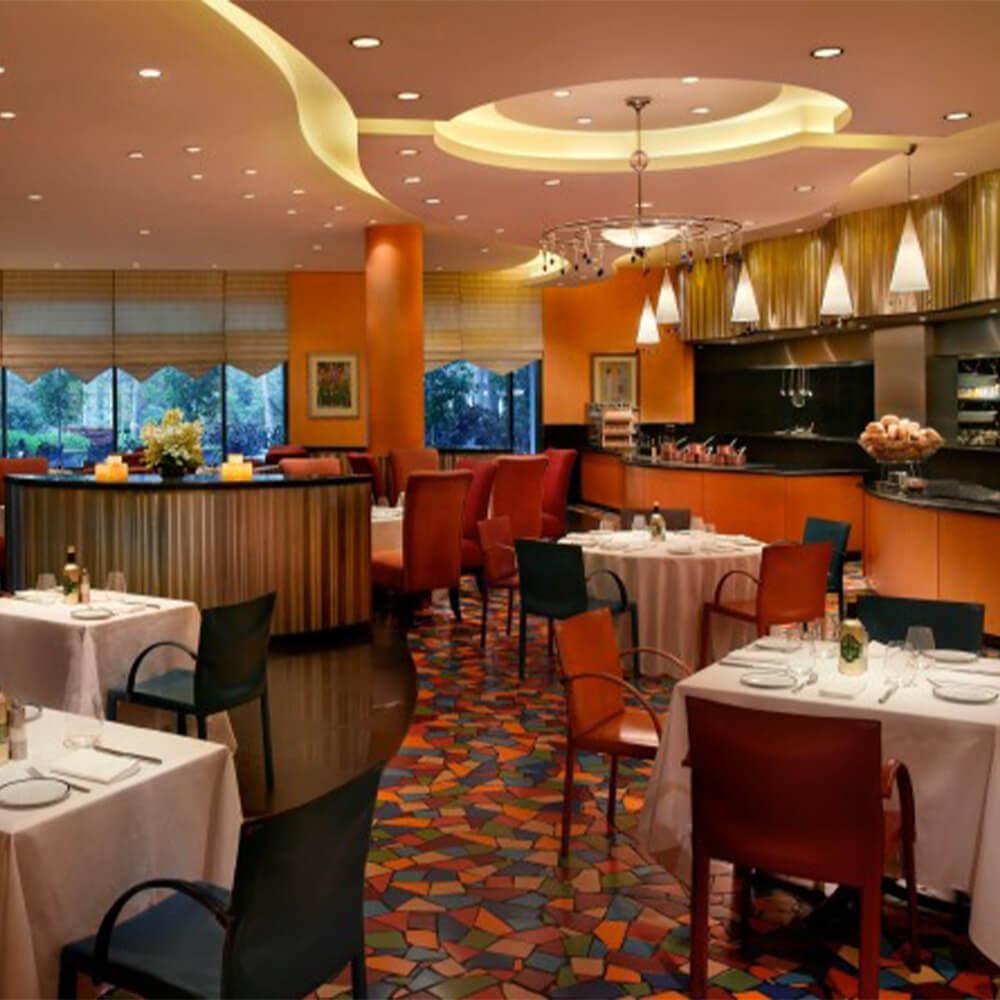 Andiamo Italian Restaurant Grand Hyatt Hotel