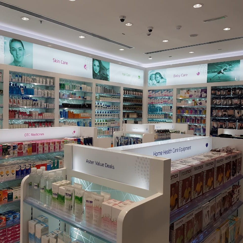 Aster Clinic & Pharmacy