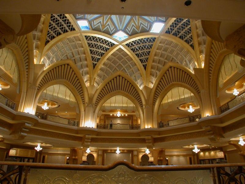Conference Palace, Abu Dhabi-1