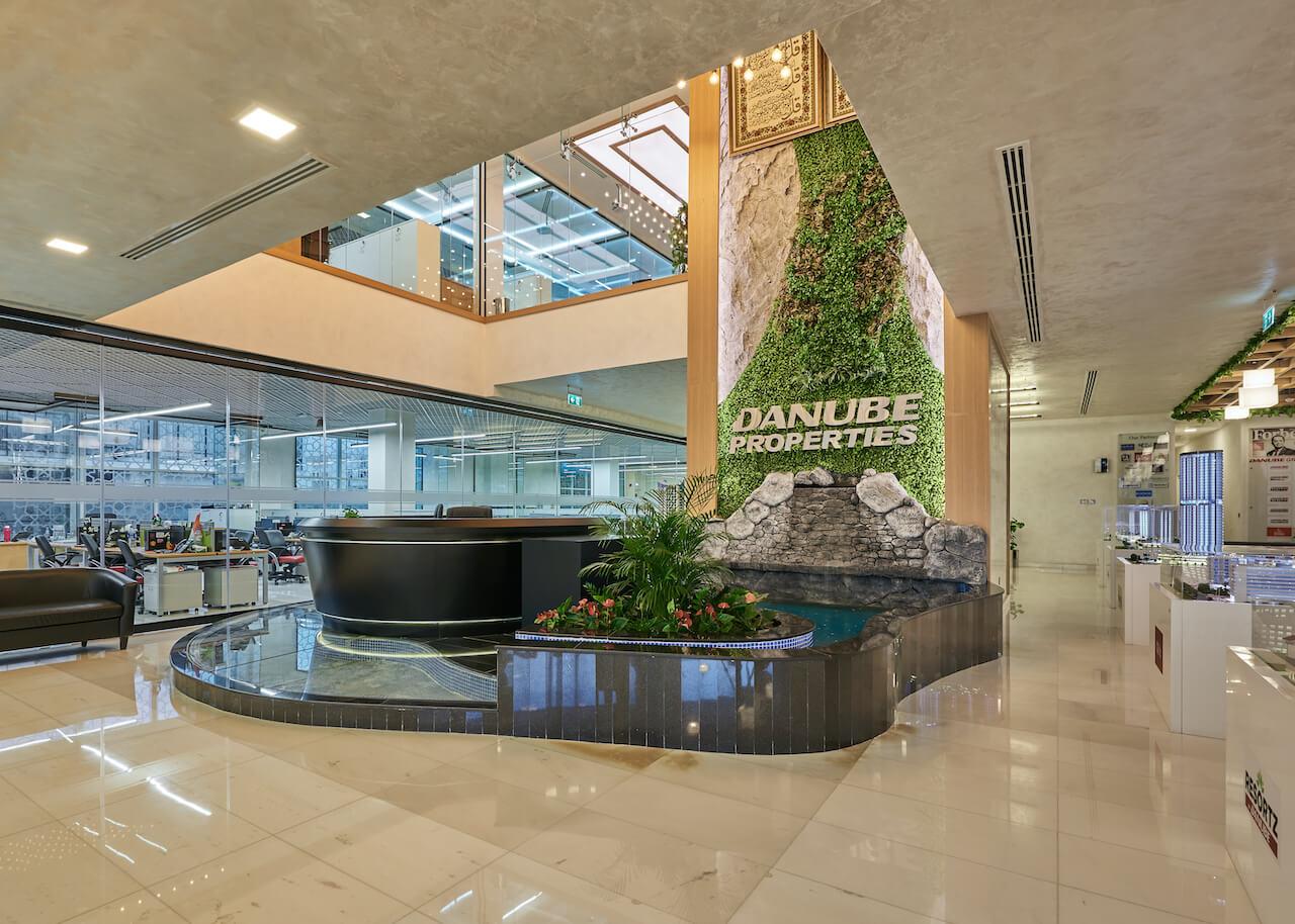 Danube Properties