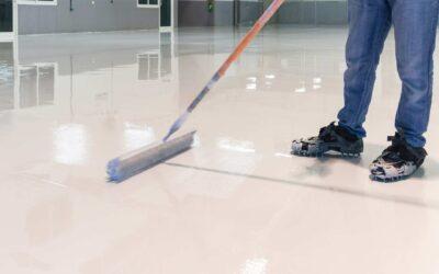 Top 4 Epoxy Floor Designs with MAS Paints