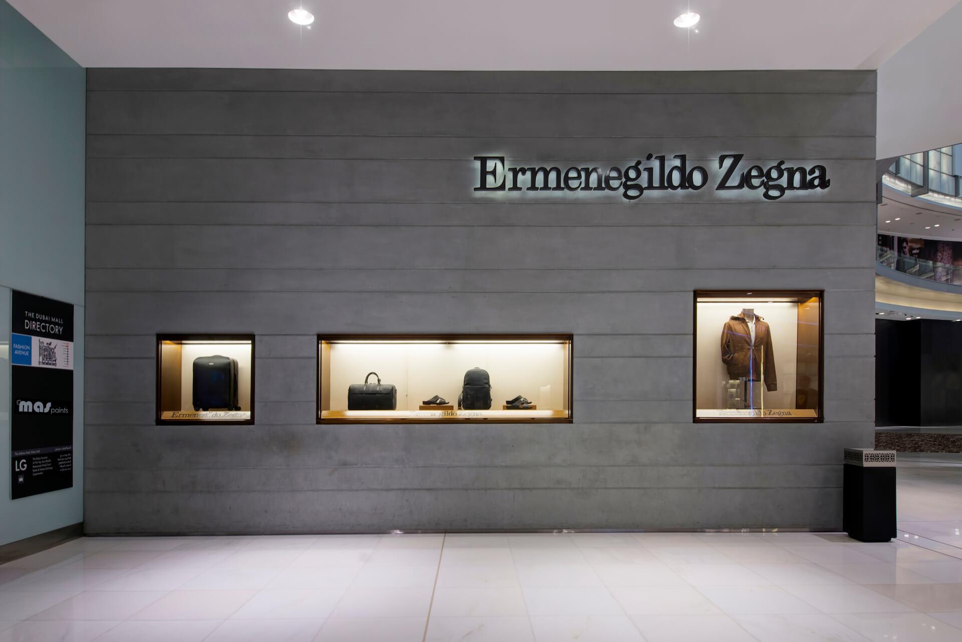 Ermenegildo Zegna Boutique - 1