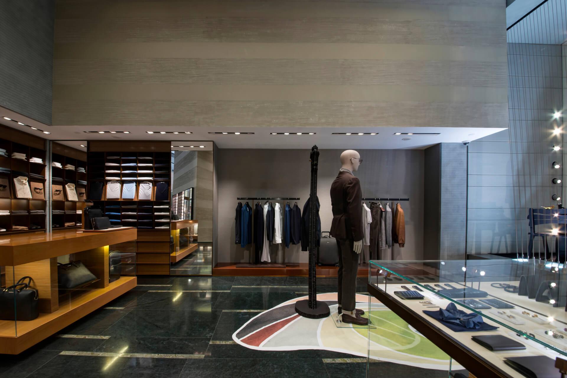 Ermenegildo Zegna Boutique - 3