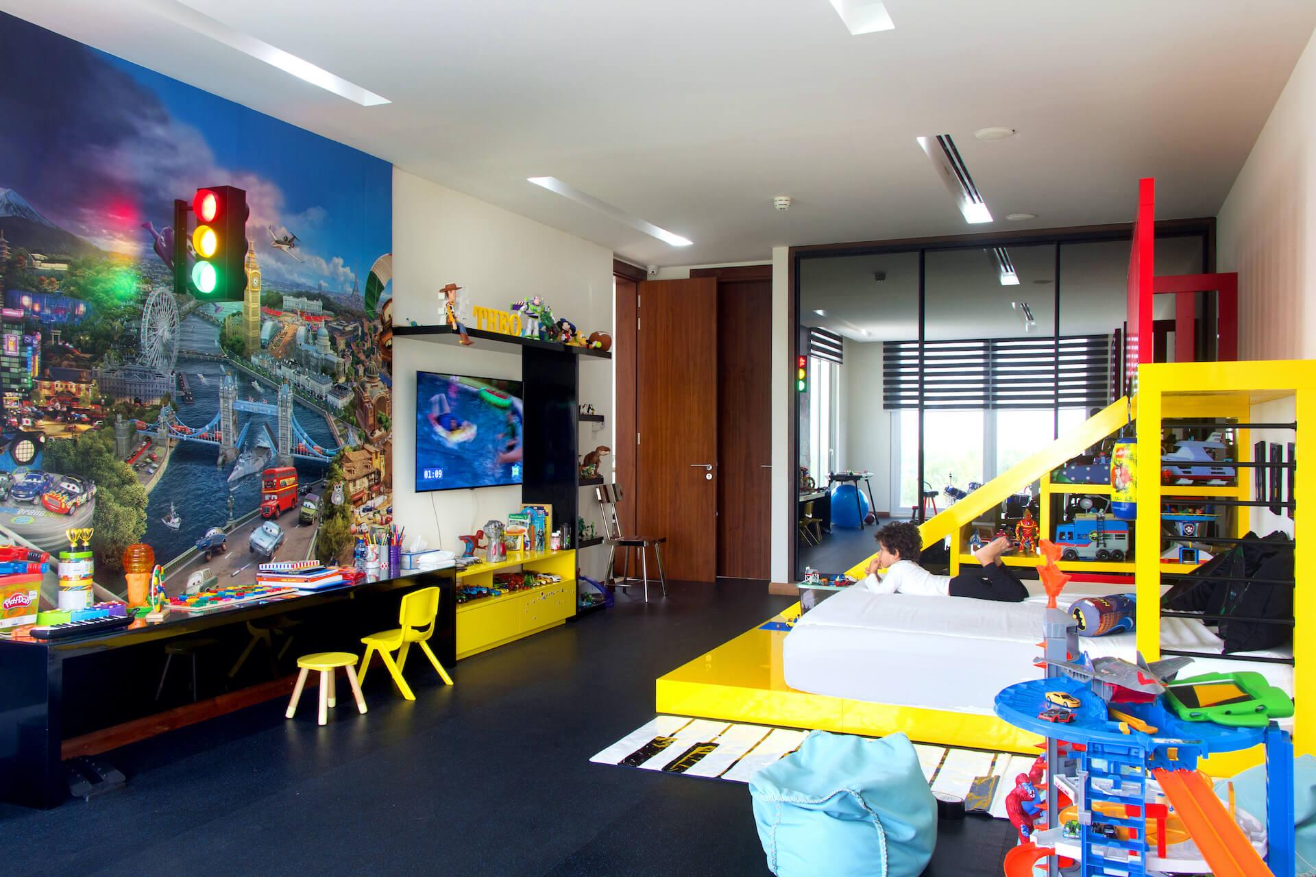 Kids bedroom - 8