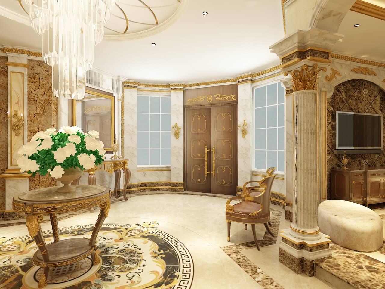 Private Villa, Emirates Hills - 1
