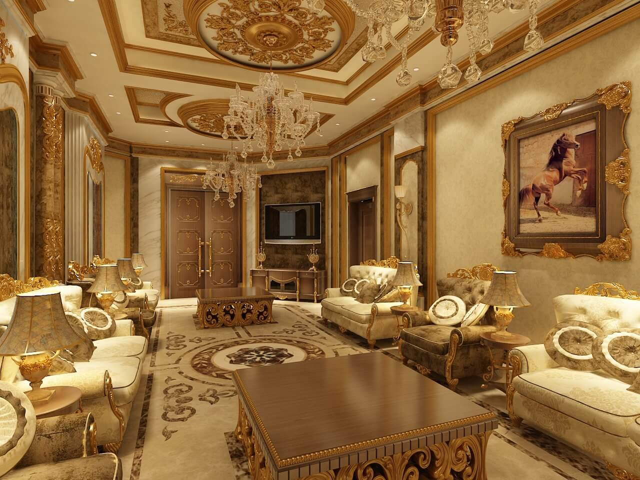 Private Villa, Emirates Hills - 11