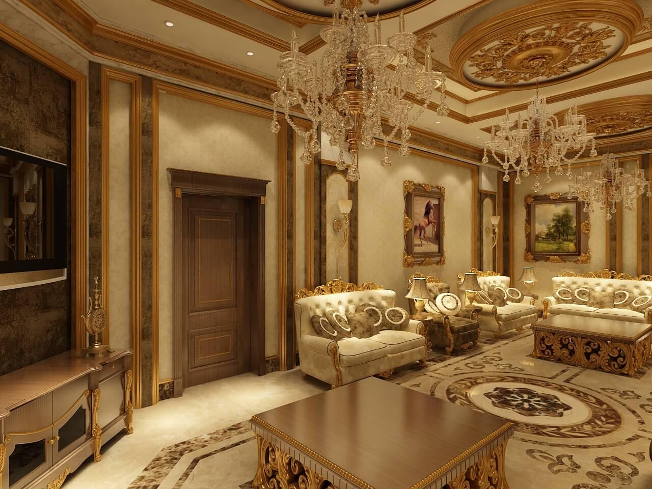 Private Villa, Emirates Hills - 12