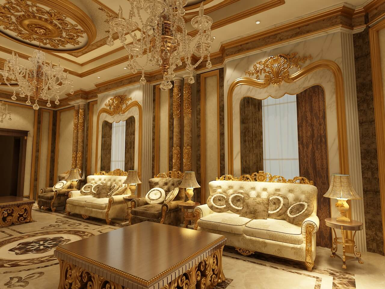 Private Villa, Emirates Hills - 13