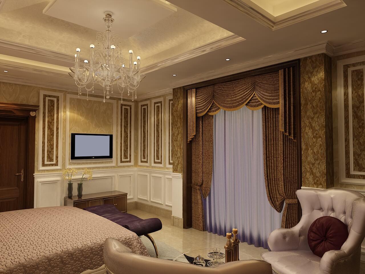Private Villa, Emirates Hills - 15