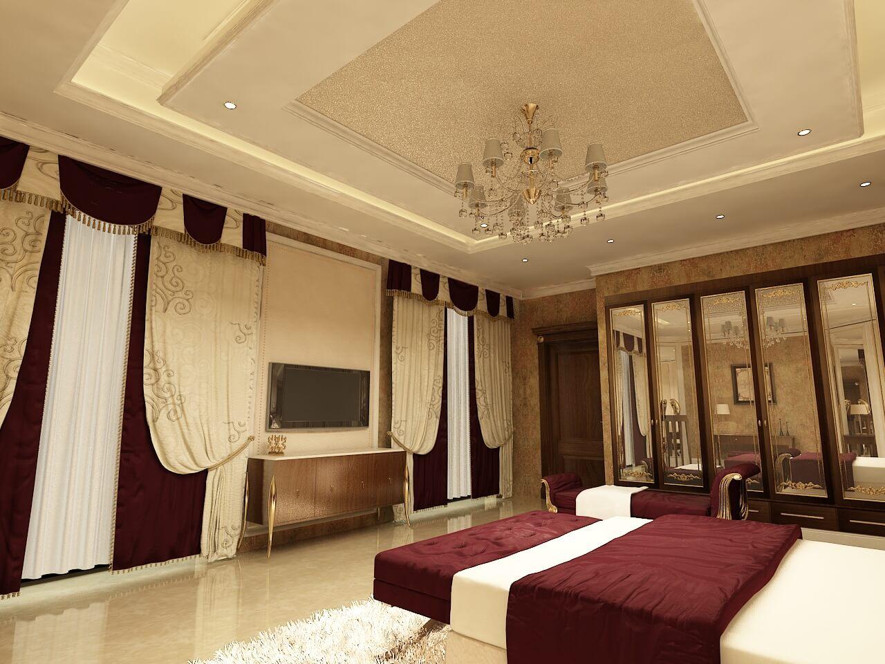 Private Villa, Emirates Hills - 17