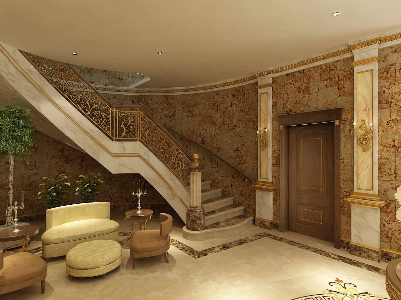 Private Villa, Emirates Hills - 2