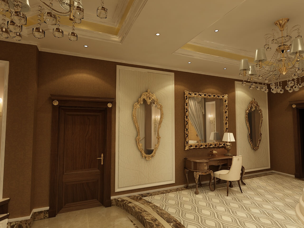 Private Villa, Emirates Hills - 22