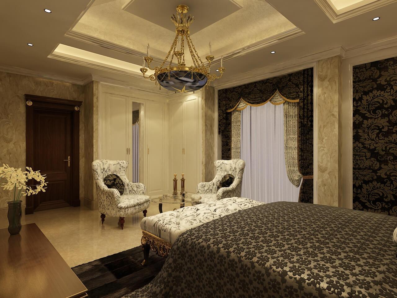 Private Villa, Emirates Hills - 23
