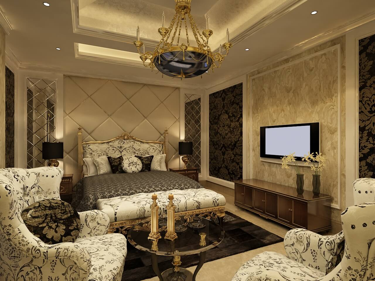Private Villa, Emirates Hills - 24
