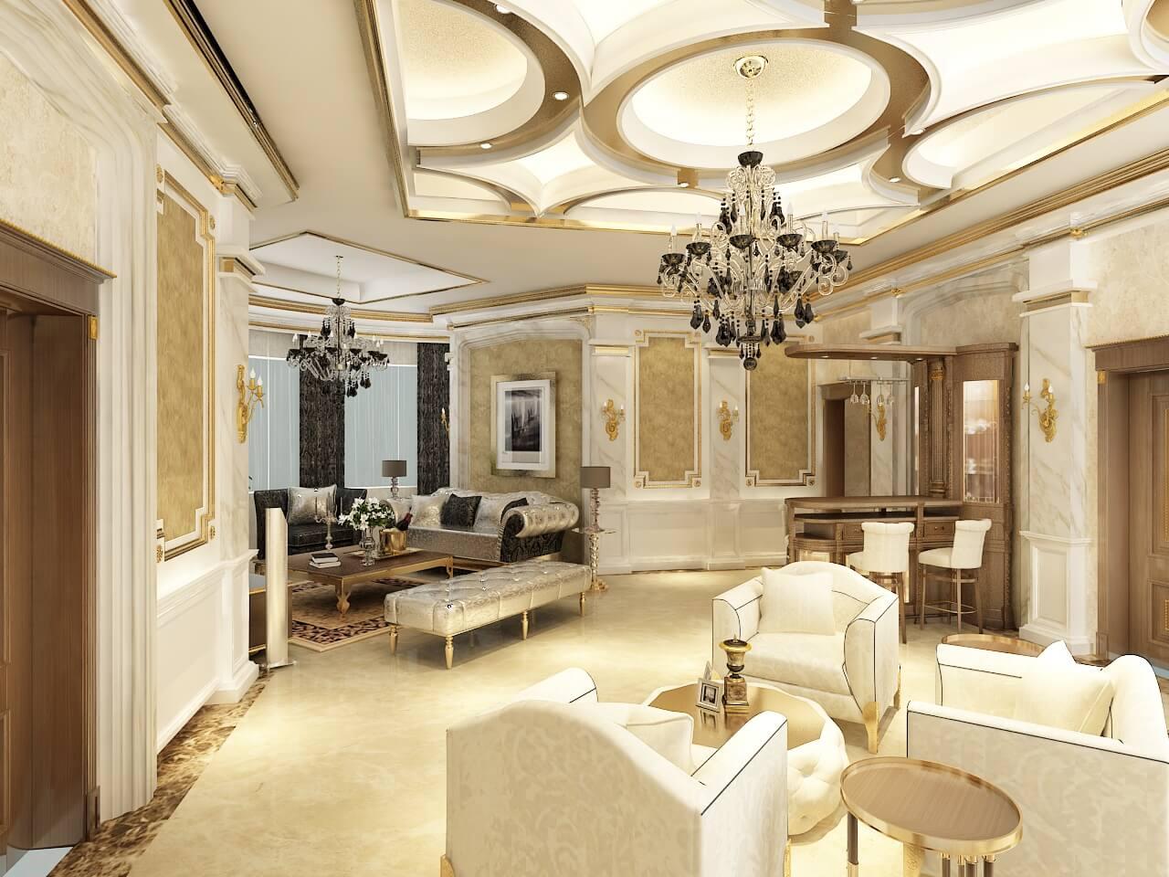 Private Villa, Emirates Hills - 27