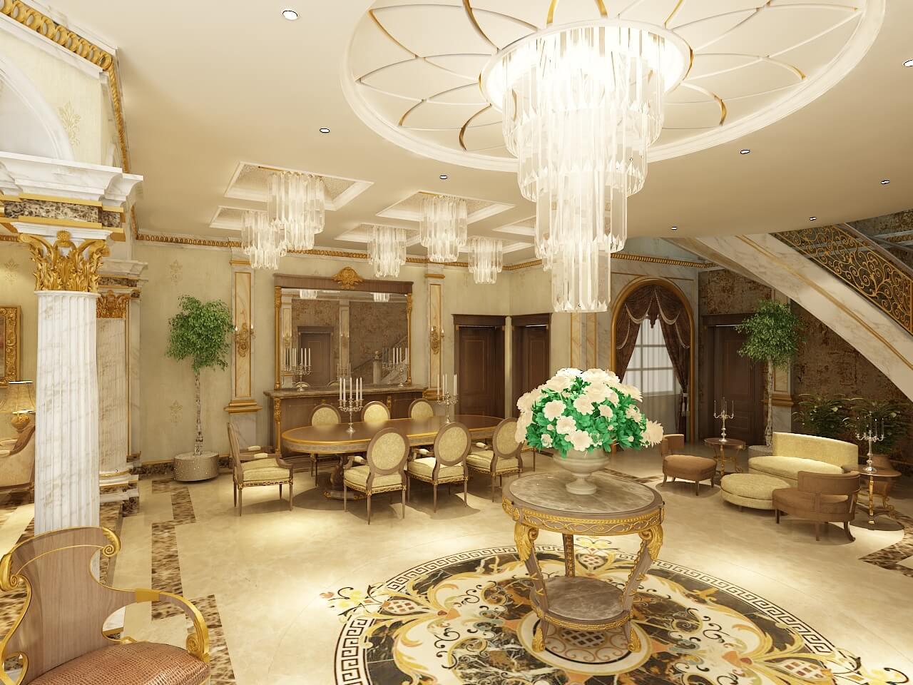 Private Villa, Emirates Hills - 4