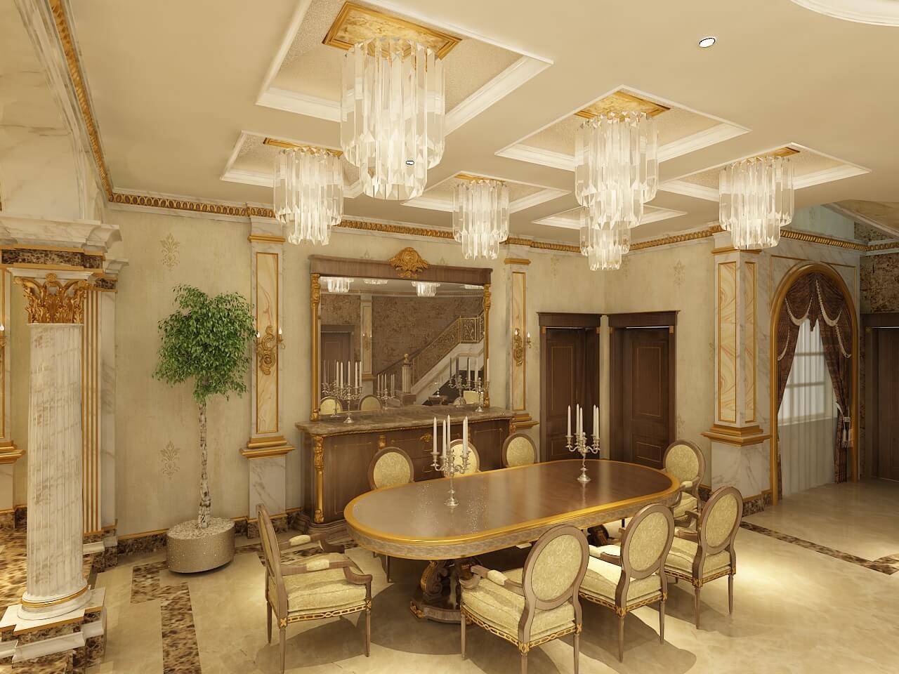 Private Villa, Emirates Hills - 5