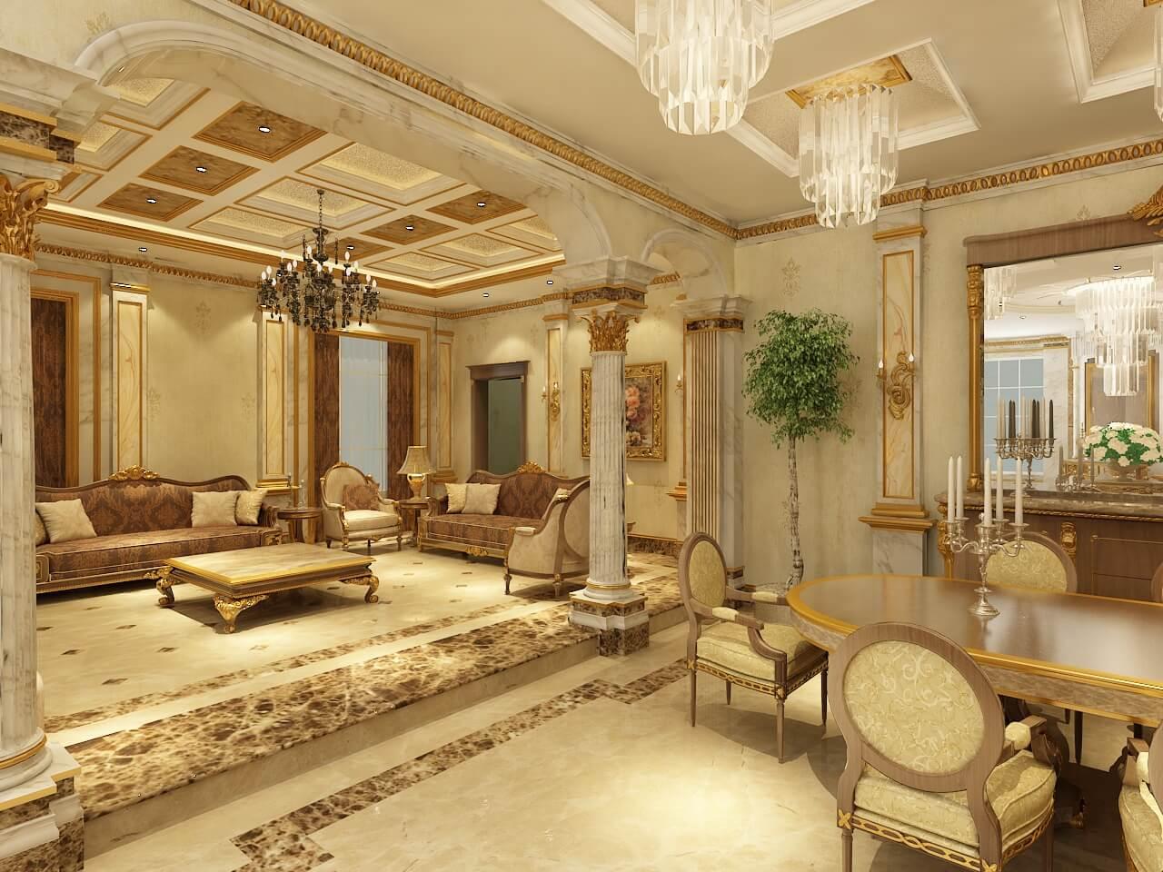 Private Villa, Emirates Hills - 6