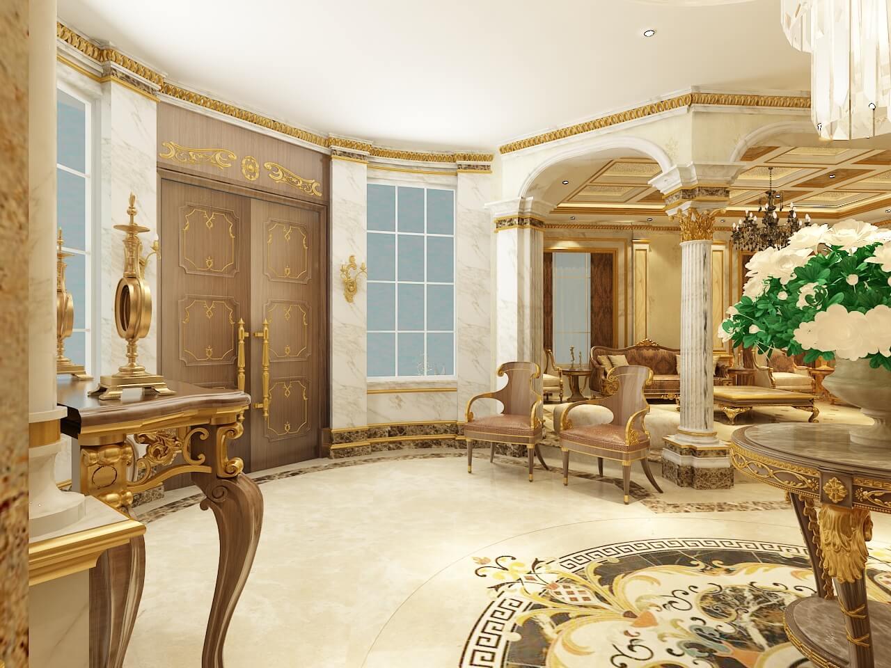 Private Villa, Emirates Hills - 8