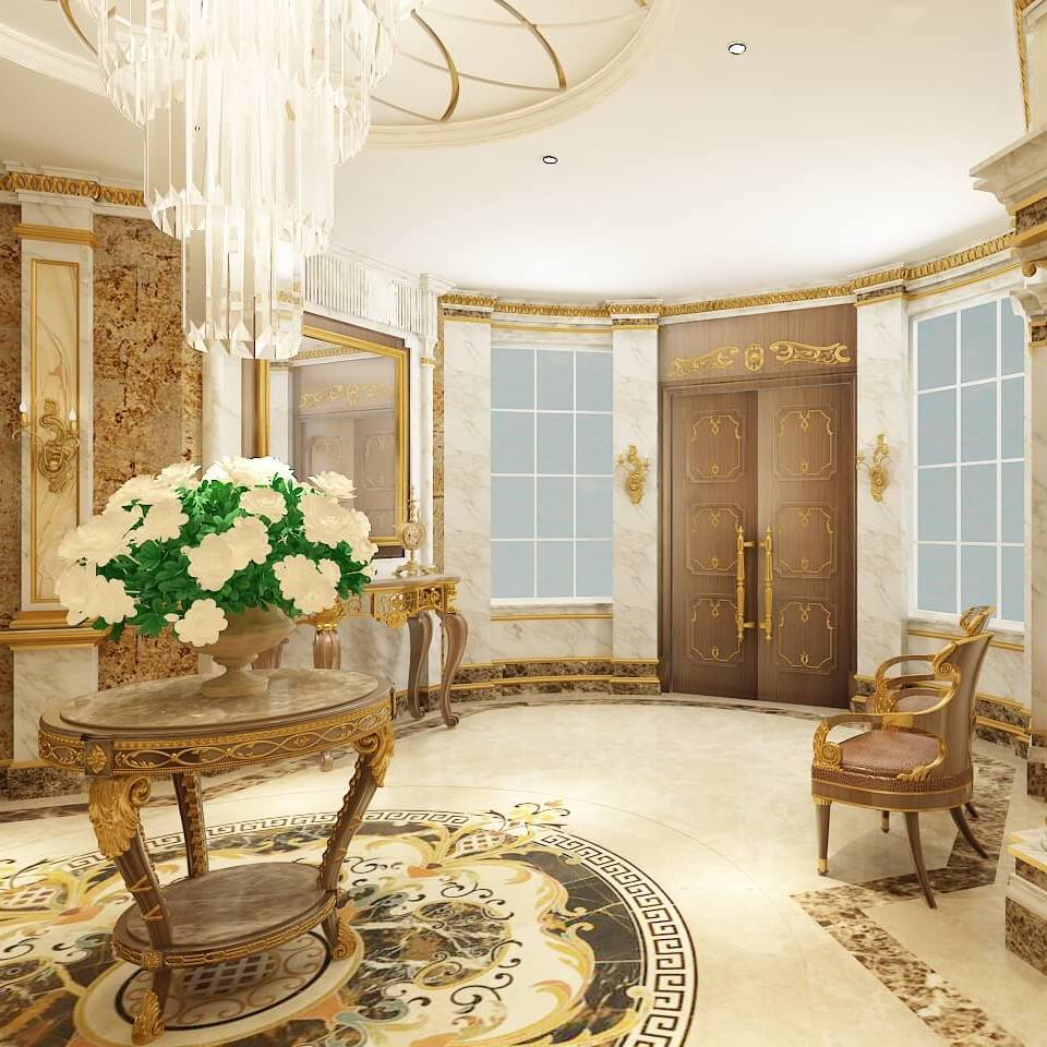 Private Villa, Emirates Hills