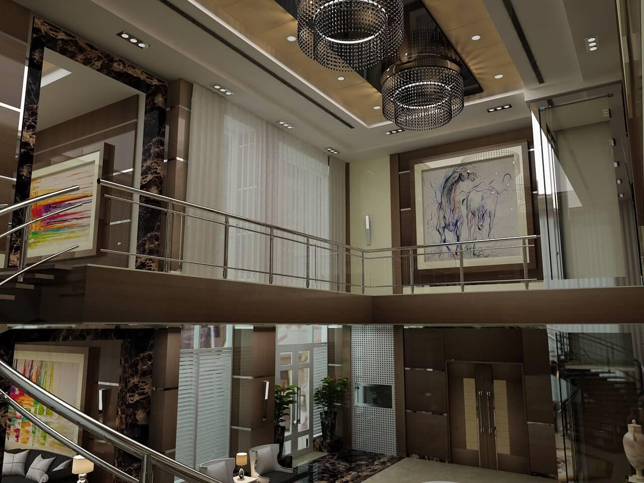 Private Villa - Khawanji, Dubai - 6