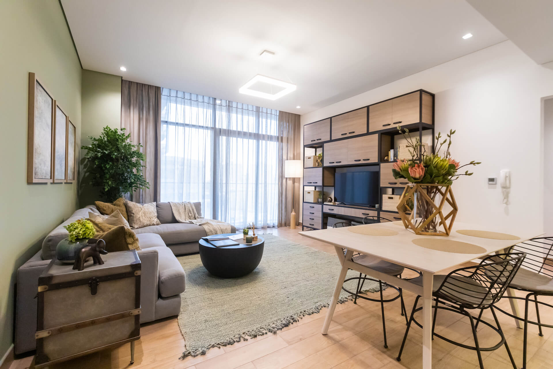 Residential Apartment Sports City - 1