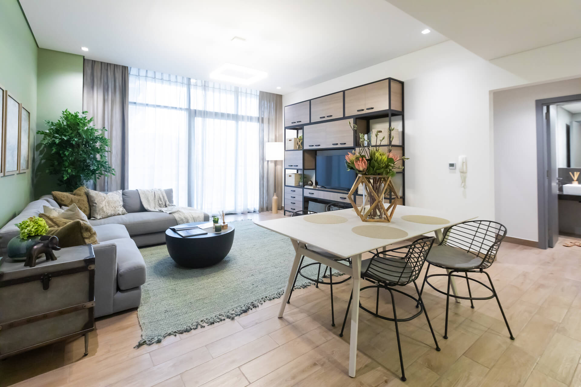 Residential Apartment Sports City - 13