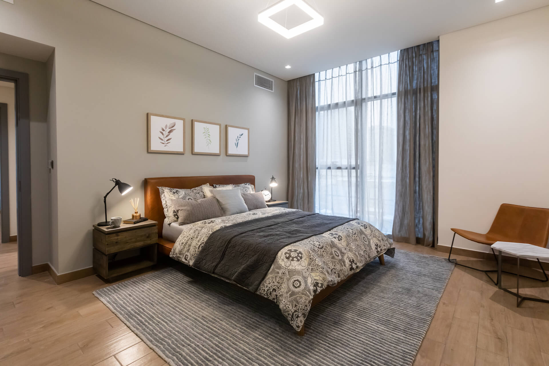 Residential Apartment Sports City - 16