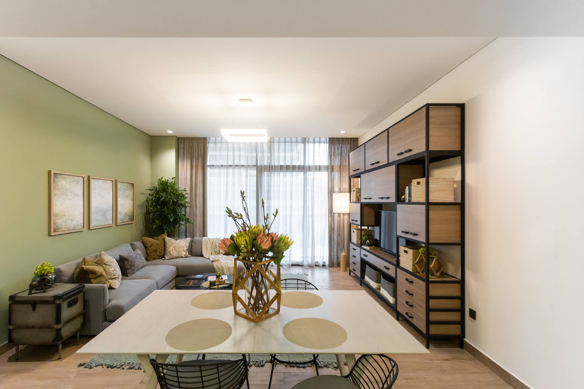 Residential Apartment Sports City - 17