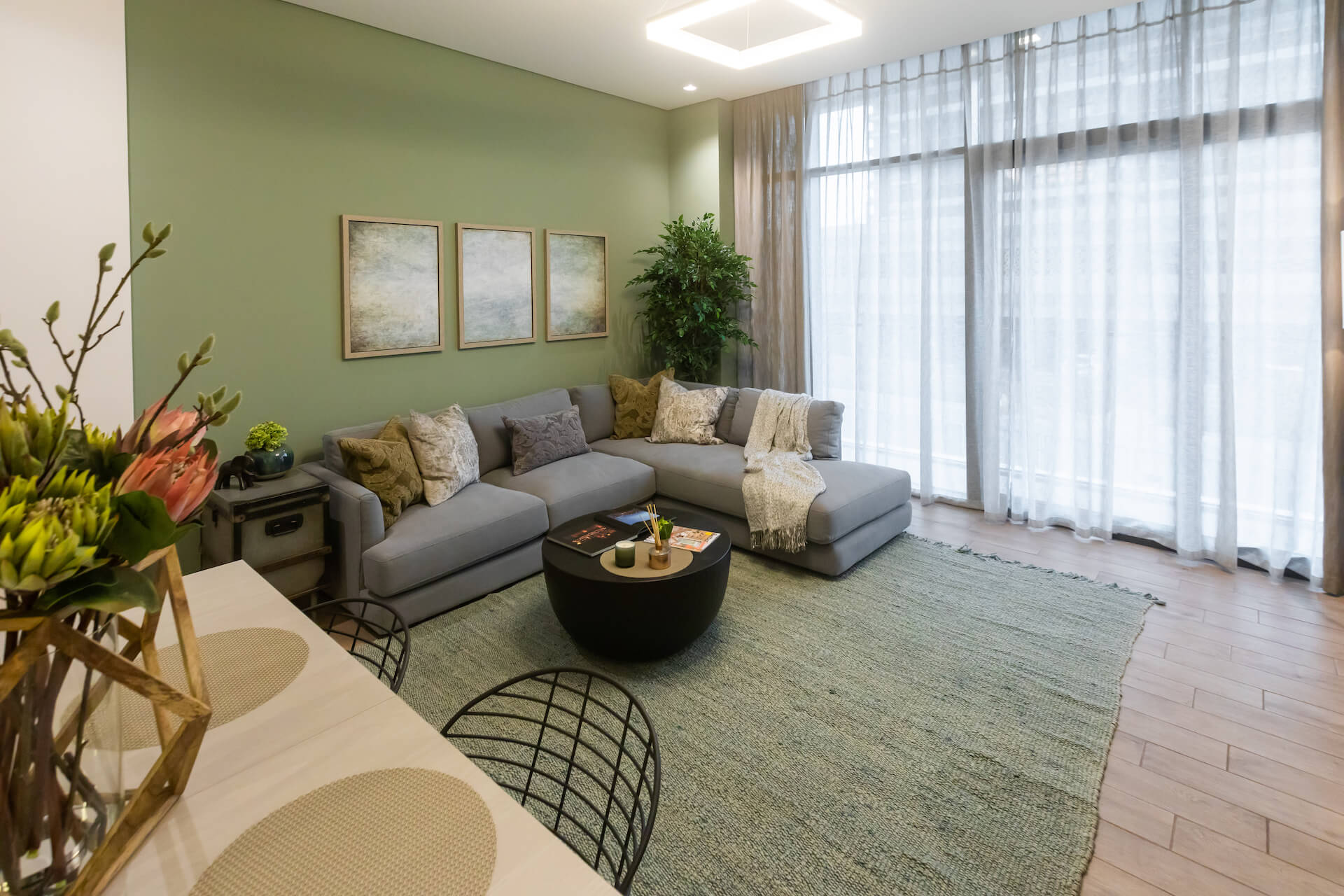 Residential Apartment Sports City - 22