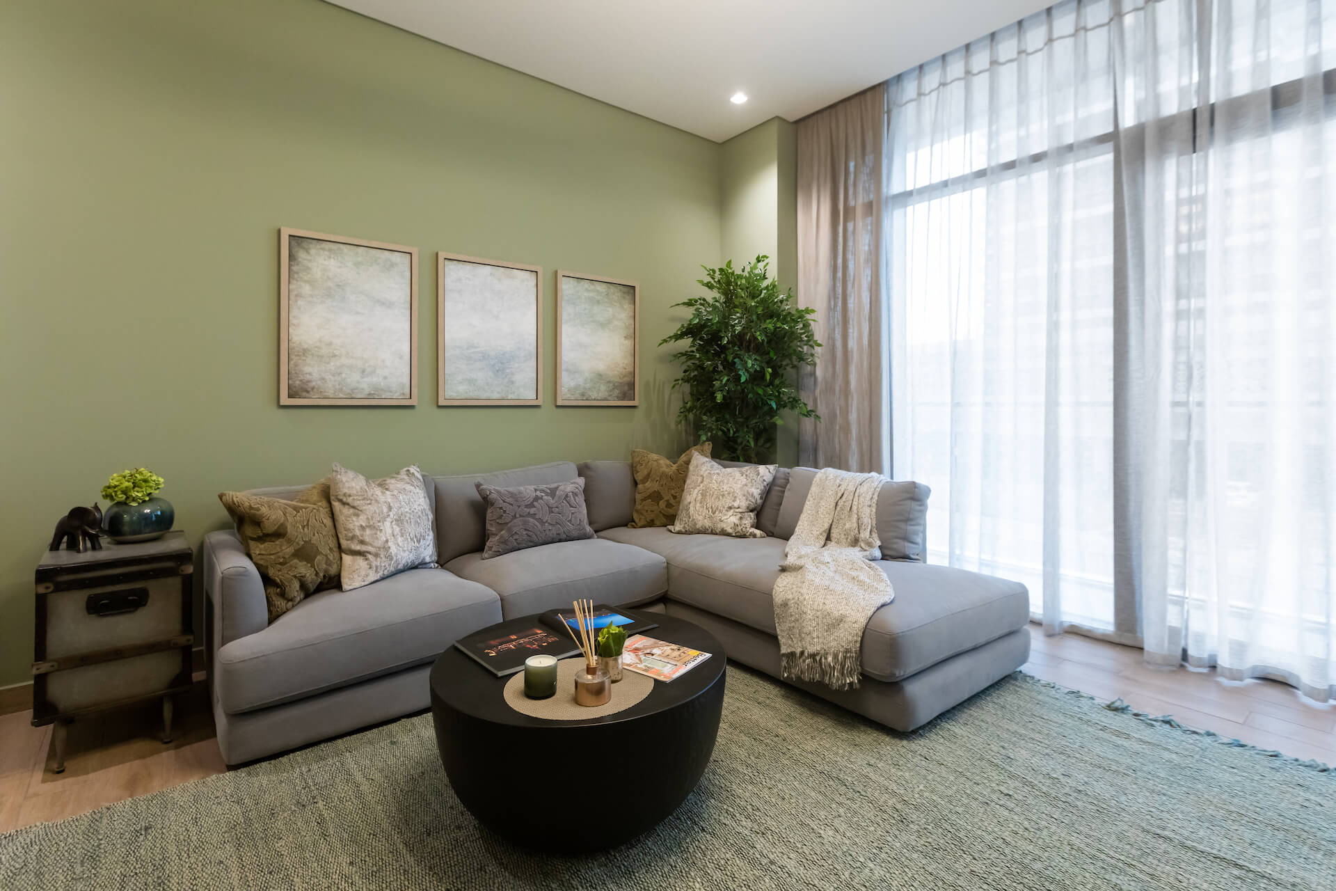 Residential Apartment Sports City - 23