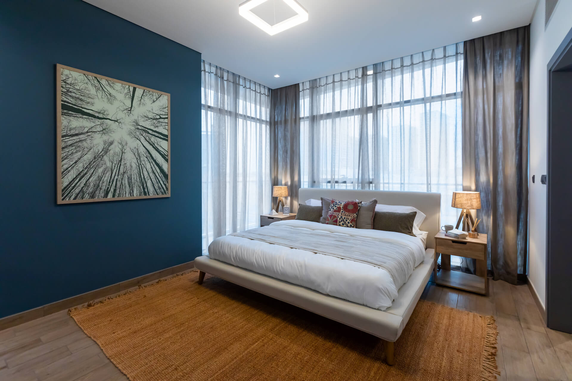 Residential Apartment Sports City - 26