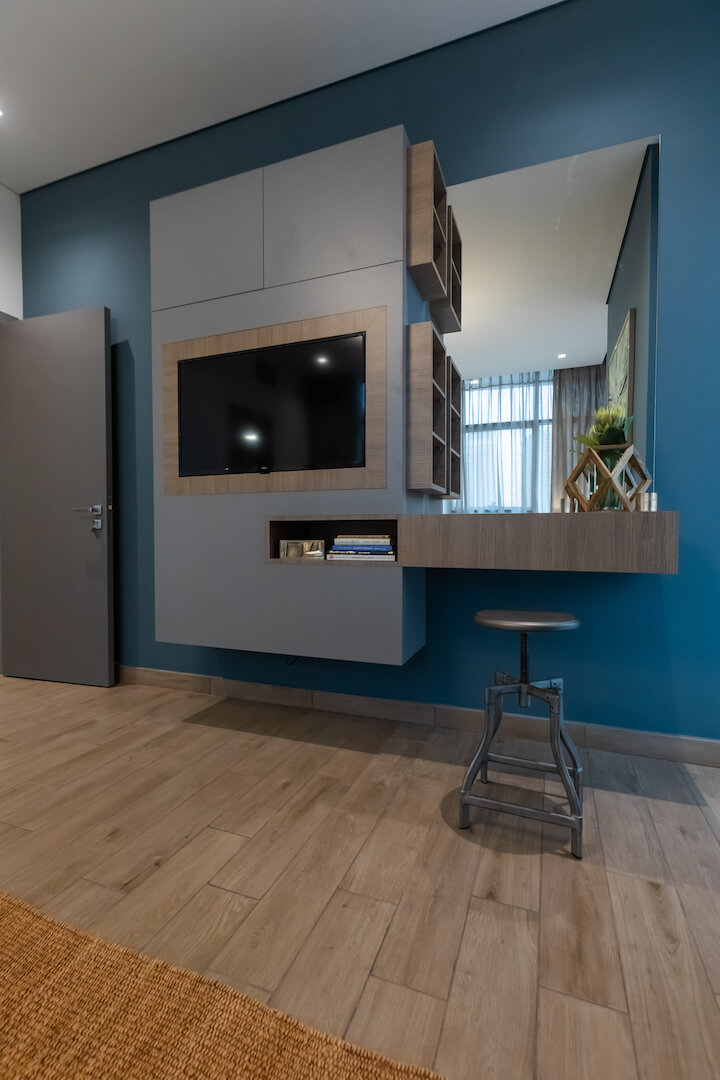 Residential Apartment Sports City - 53
