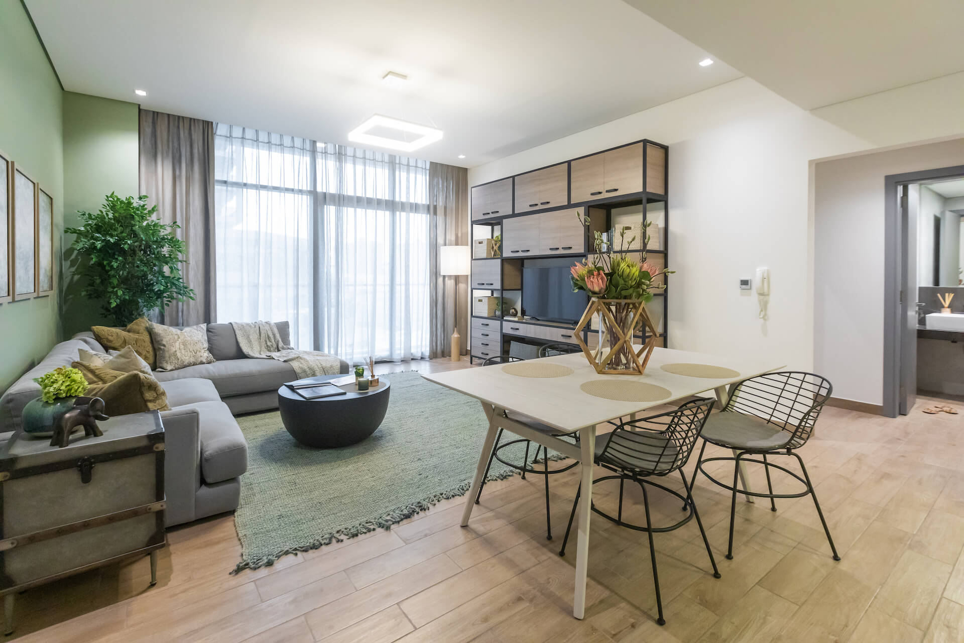 Residential Apartment Sports City - 6