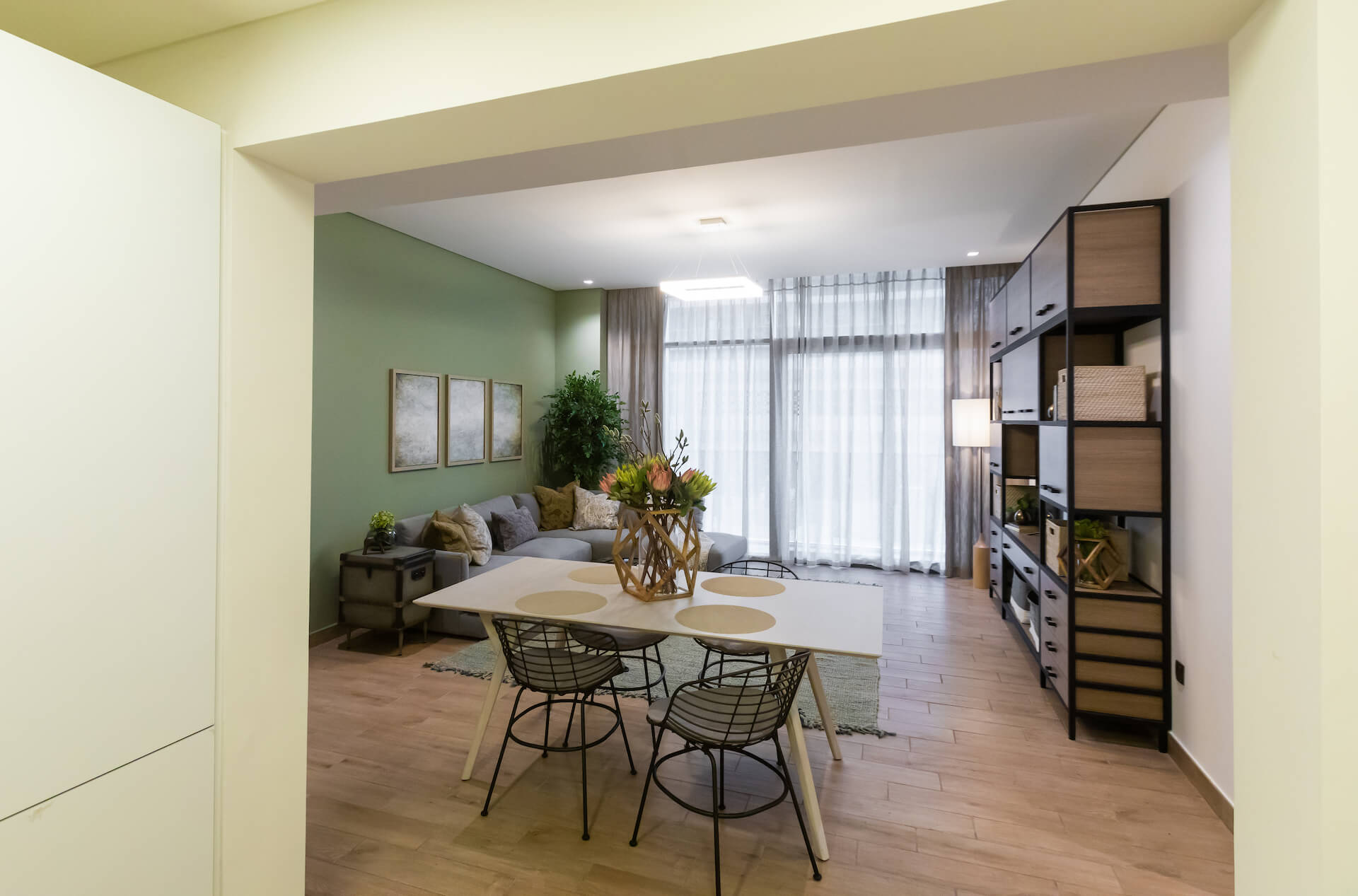 Residential Apartment Sports City - 9