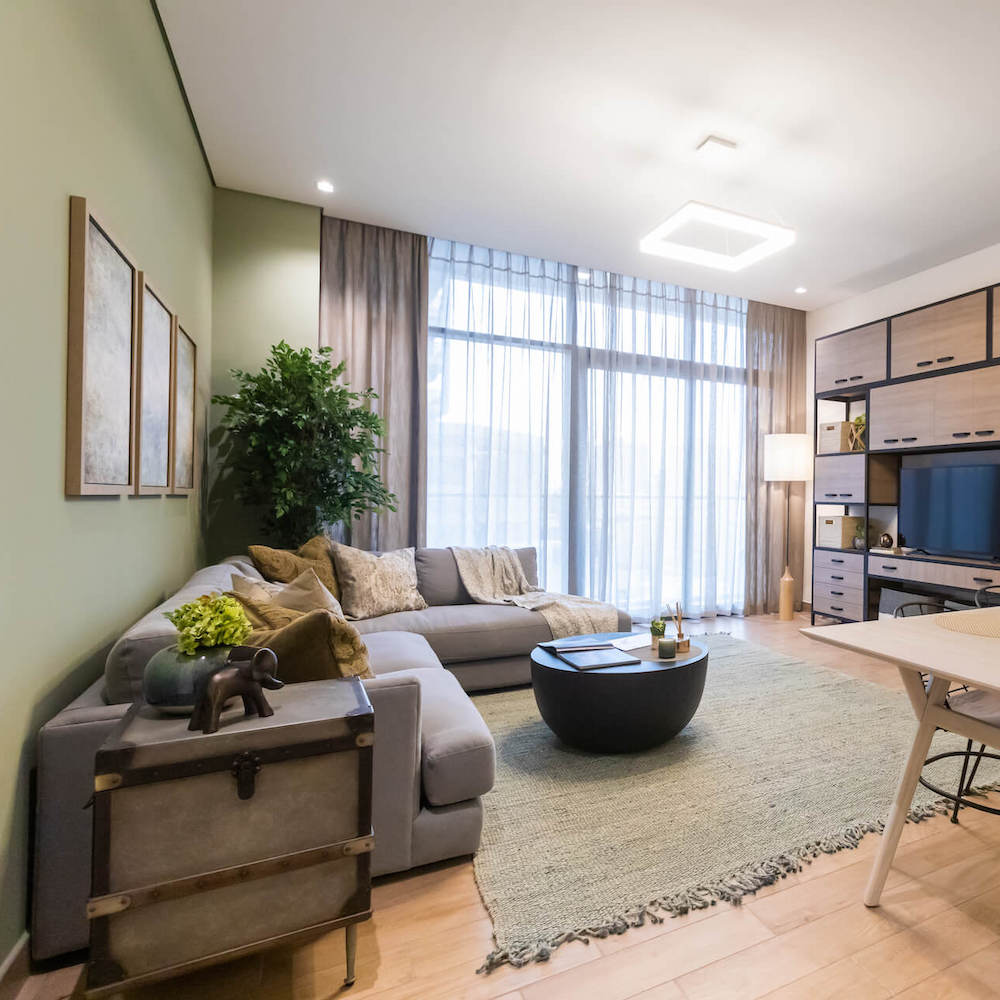 Residential Apartment Sports City