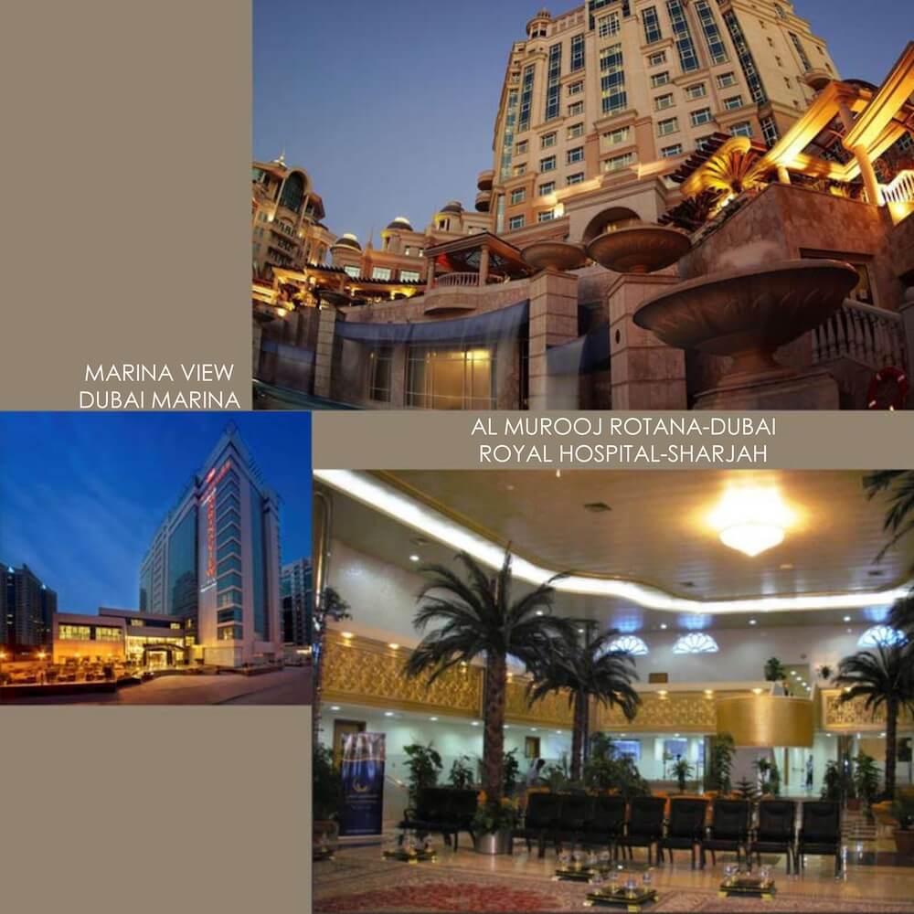 Royal Hospital, Sharjah