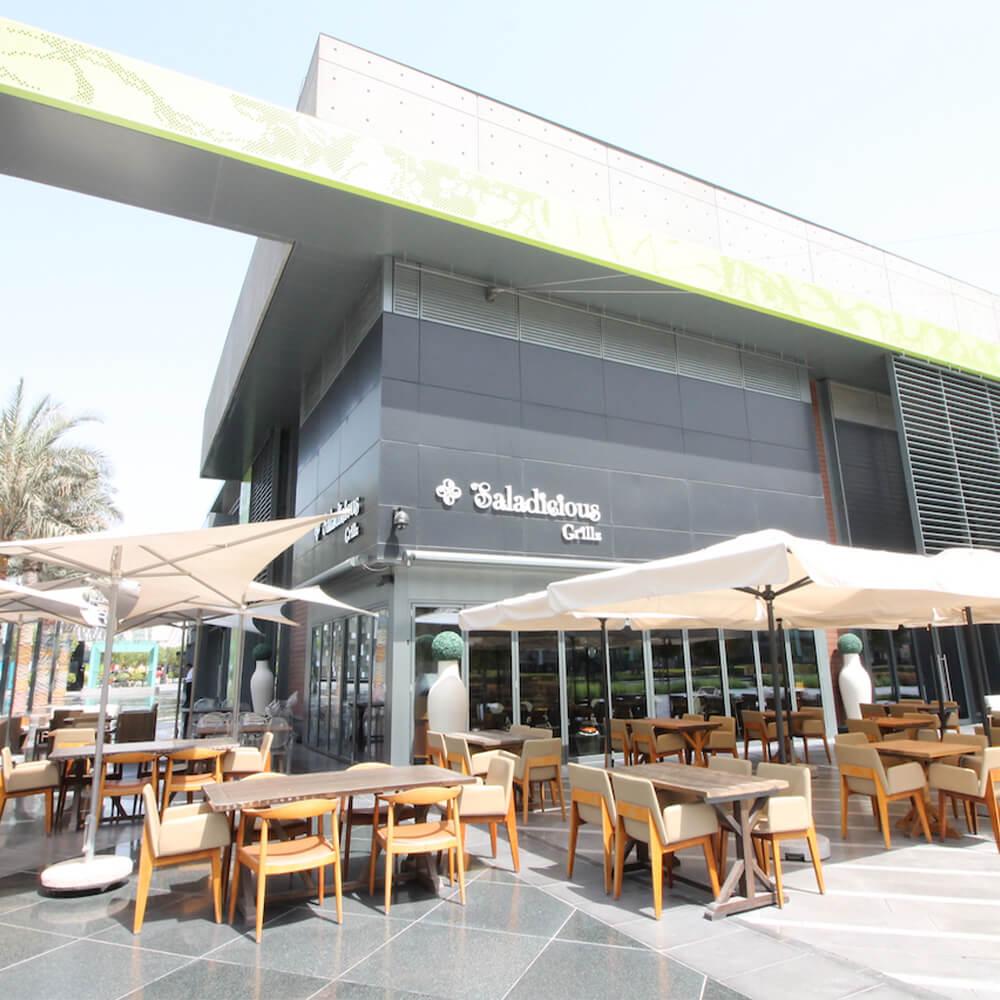 Saladicious restaurant