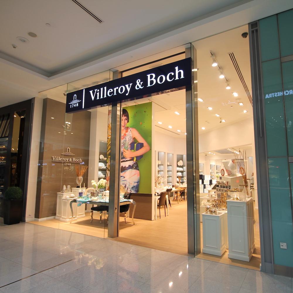 Villaroy & Boch store