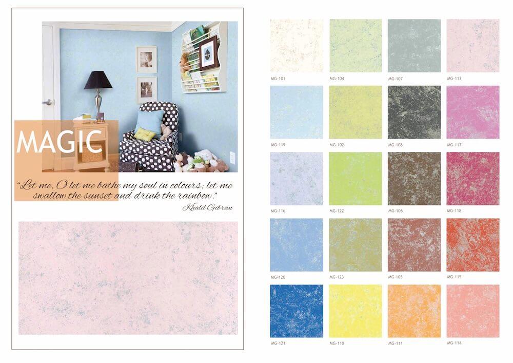MAS Paint Magic Catalogue