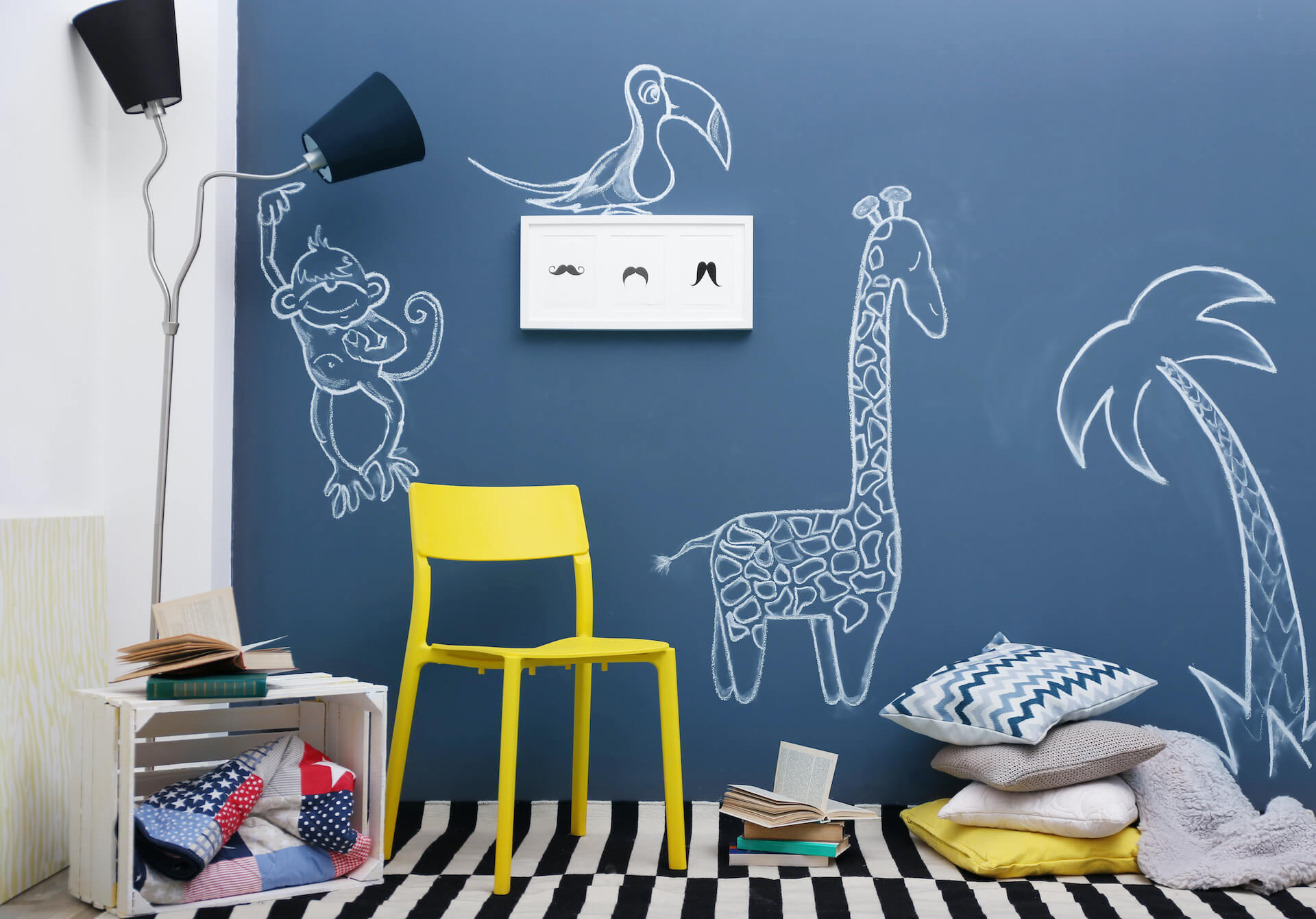 Kids' Room Special With Paint
